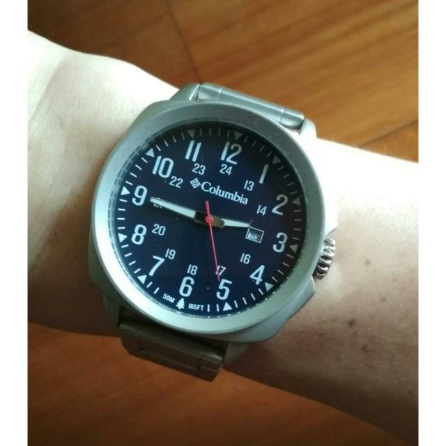 Jam Tangan Columbia Authentic