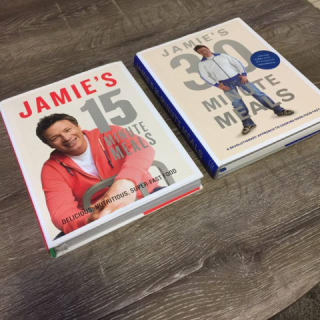 Jamie Oliver Cookbooks SALE!!!!!!