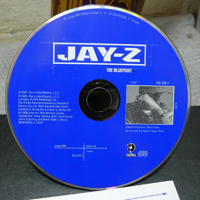 Jay z the blueprint music media cds dvds other media on jay z the blueprint music media cds dvds other media on carousell malvernweather Images