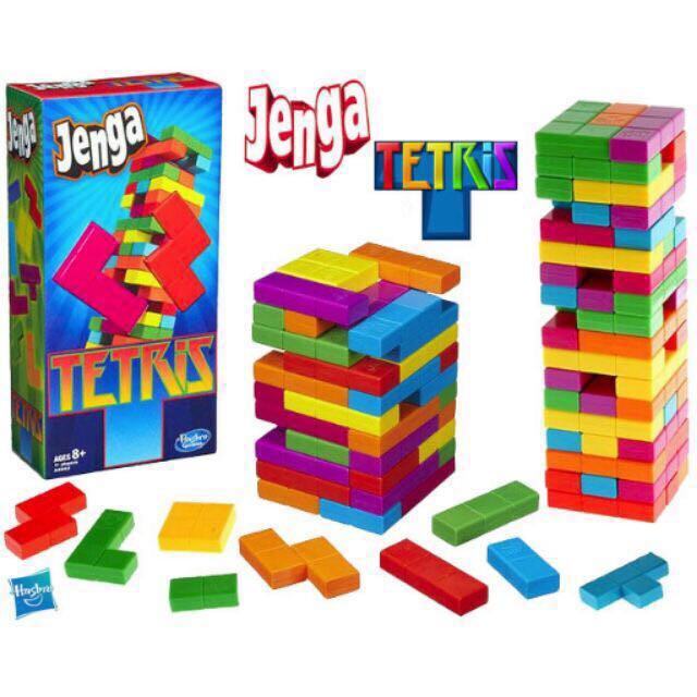 Jenga Tetris Toys Games Others On Carousell