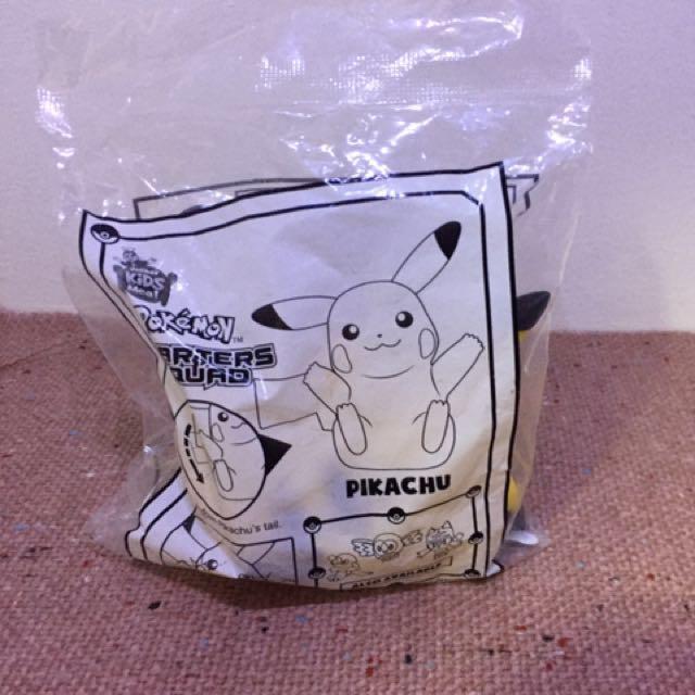 Jollibee kiddie Meal Pokemon