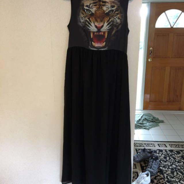 Jorge 3/4 dress