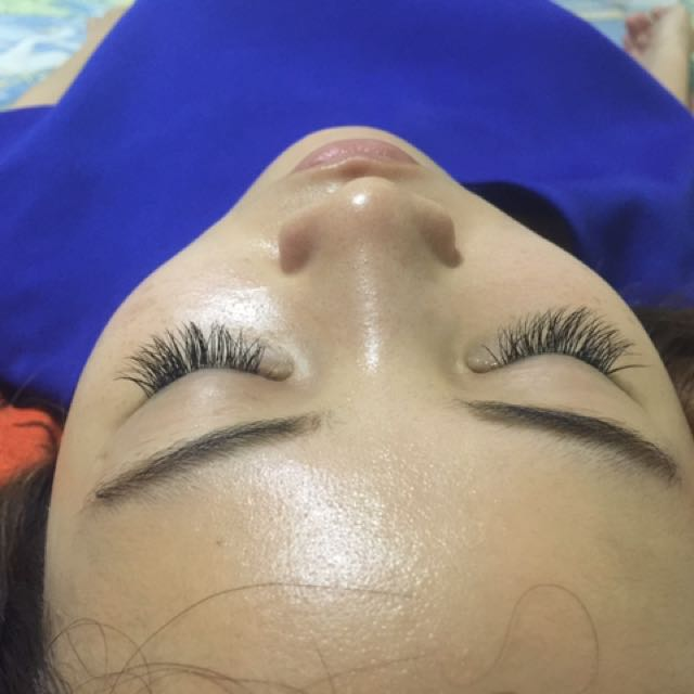 Korean Eyelash Extention