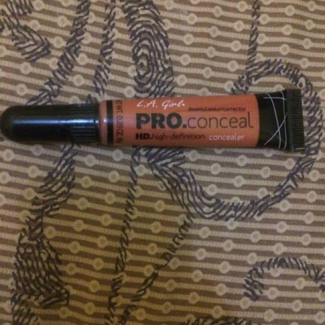 Turun Harga!!!LA Girl Pro Concealer Orange