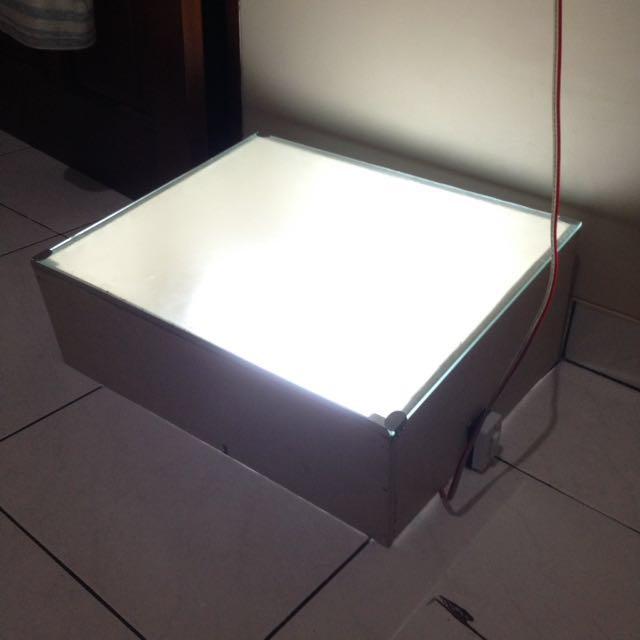 Light Box Handmade