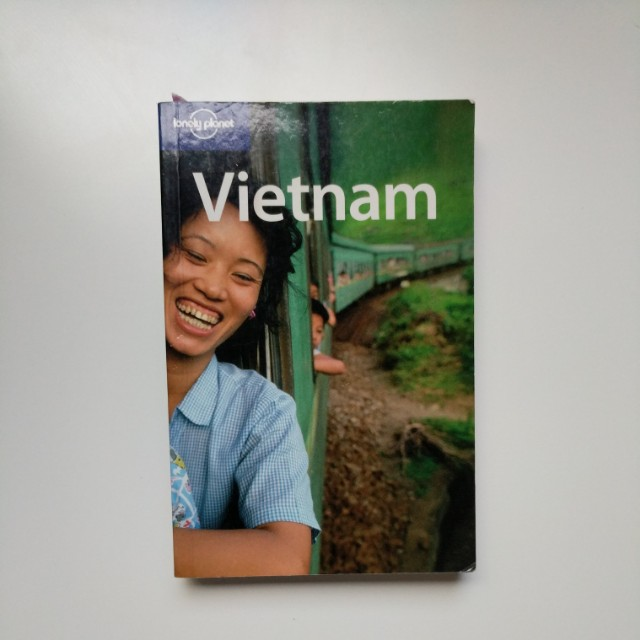 Lonely Planet Travel Guide to Vietnam