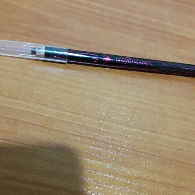 Maybelline Crayon Liner / Pen Eyeliner