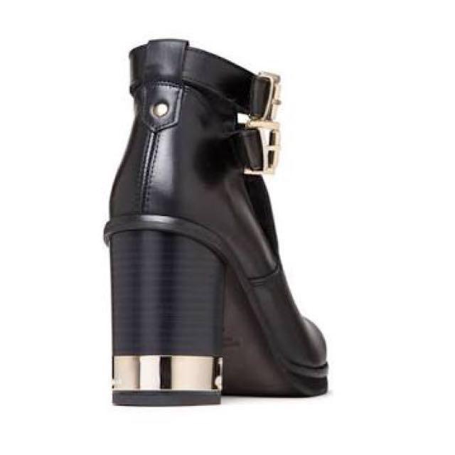 Mi Piaci Arizona BLACK Ankle Boot