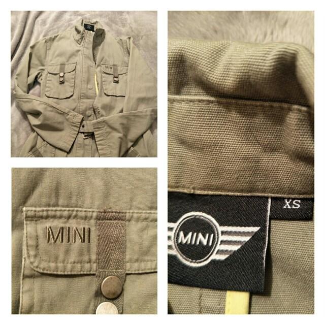 Mini Cooper Jacket