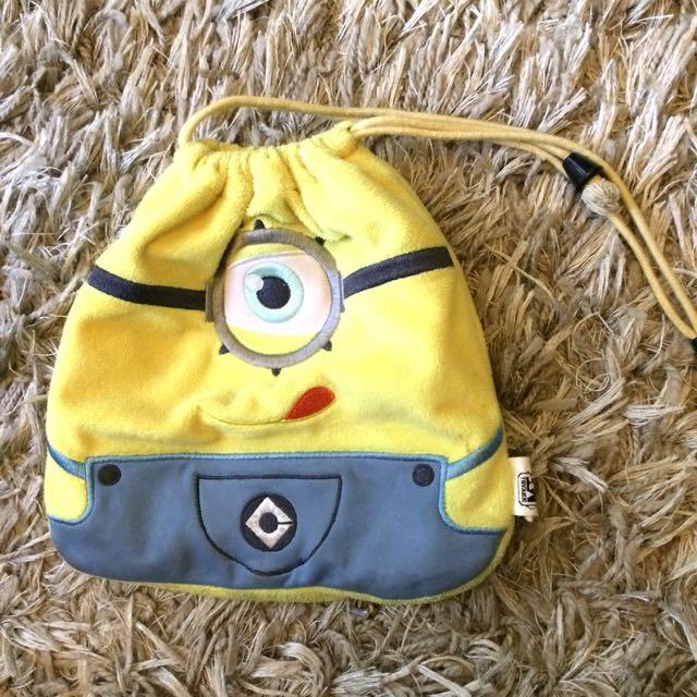 Minion mini bag