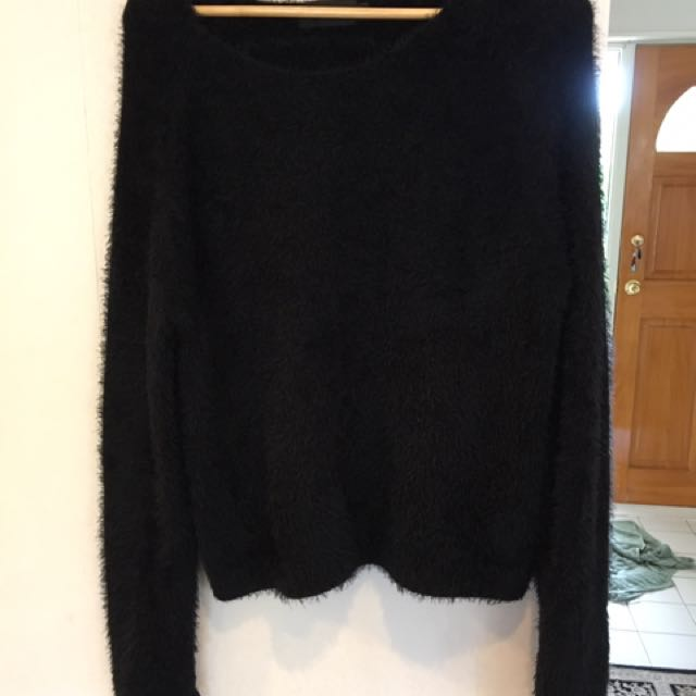 Minkpink fluffy jumper