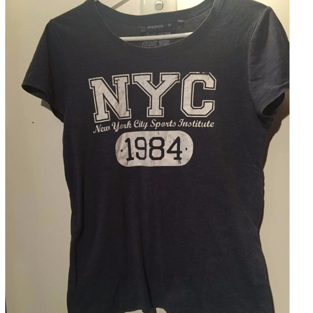 Navy NYC T-shirt