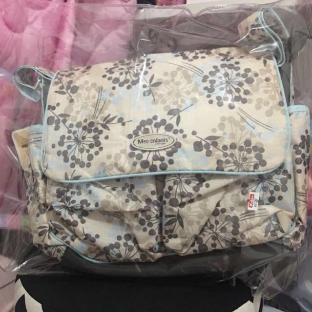 NEW! Diaper Bag Mesenfants