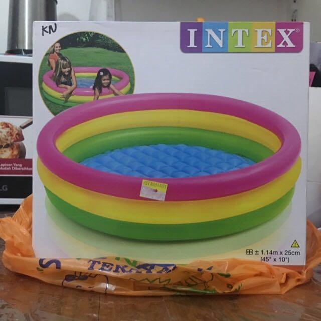 NEW! Kolam Renang Anak INTEX