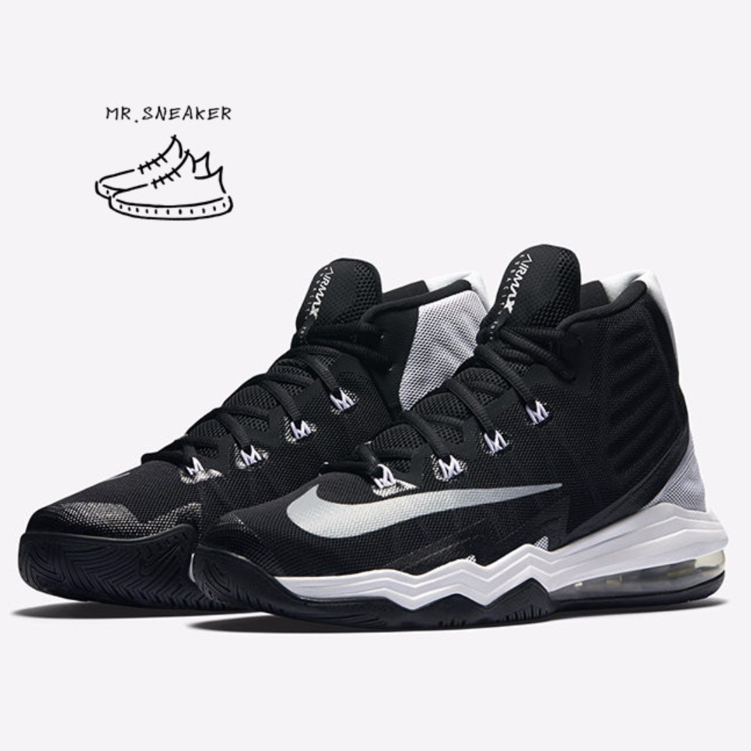info for 9a672 680ca Nike - Men, AIR MAX AUDACITY, Basketball shoe, Sport shoe, promotion,  limited stock.