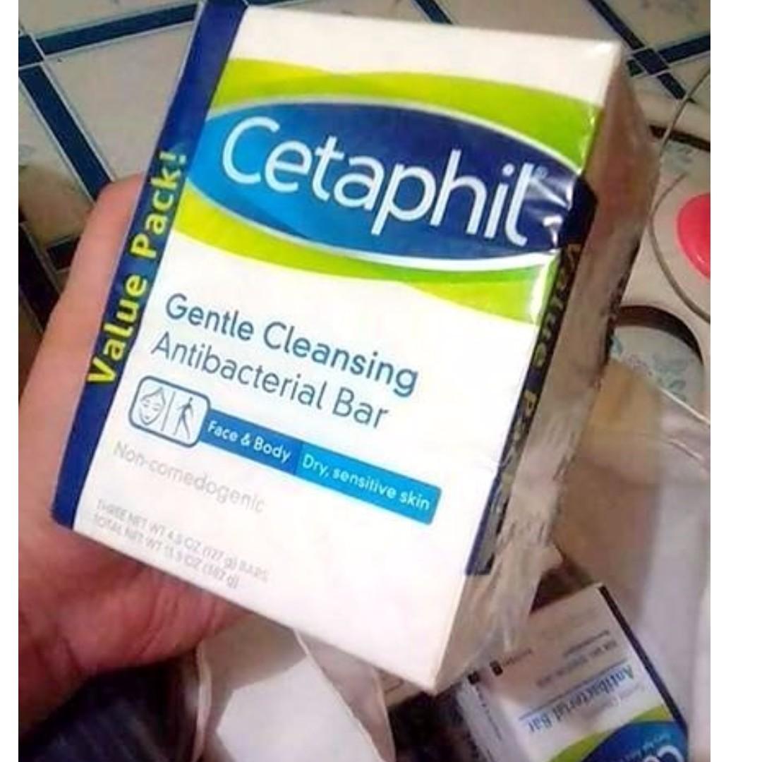 ORIGINAL CETAPHIL BAR SOAPS