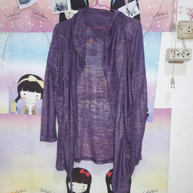 Outer violet