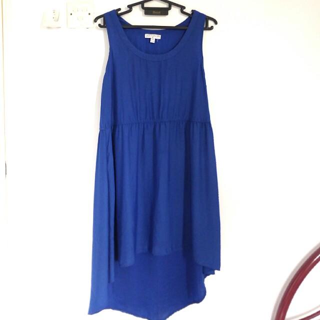 [PL] COTTON ON Electric Blue Flowy Dress