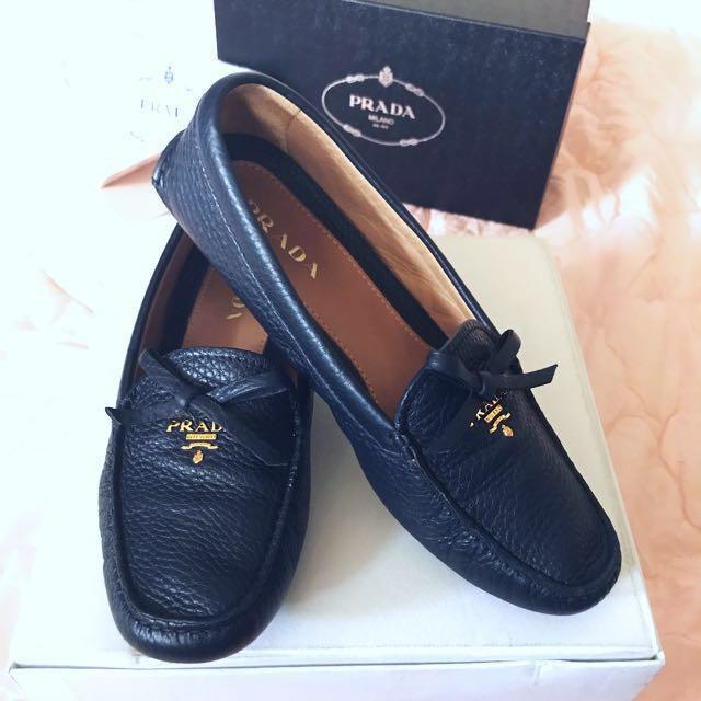 Prada women loafers d4afdb89b