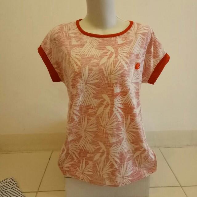 (Preloved) Baju Merah