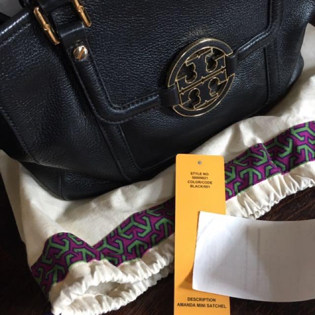 Preloved Tory Burch mini satchel