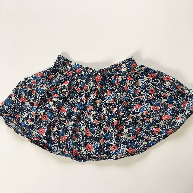 Ralph Lauren cotton linen mini skirt size XS