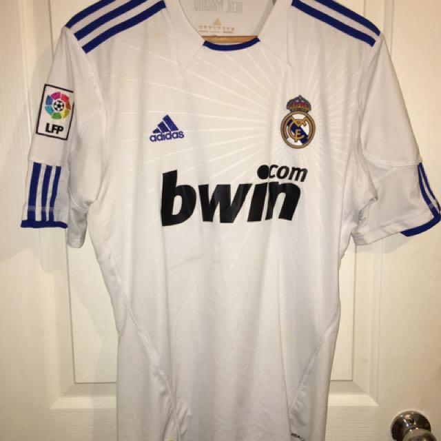 Real Madrid Cristiano Ronaldo Jersey