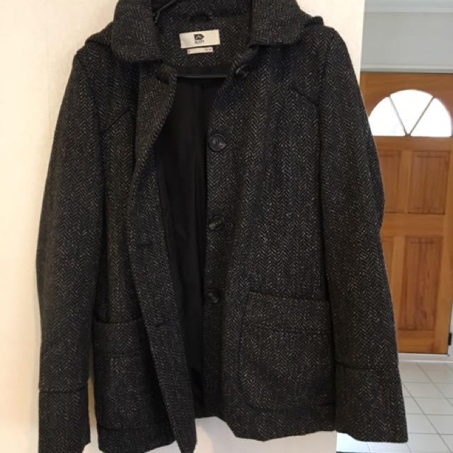 Rusty coat