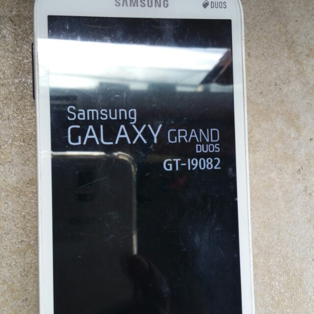 Samsung Grand duos I9082 with issue