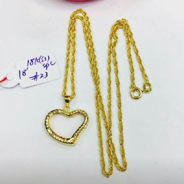 SD Necklace