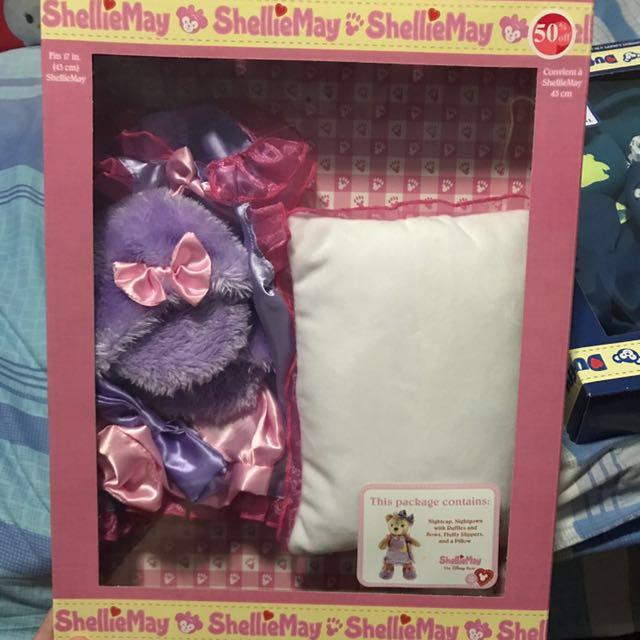 Shelliemay Pajama Set Costume