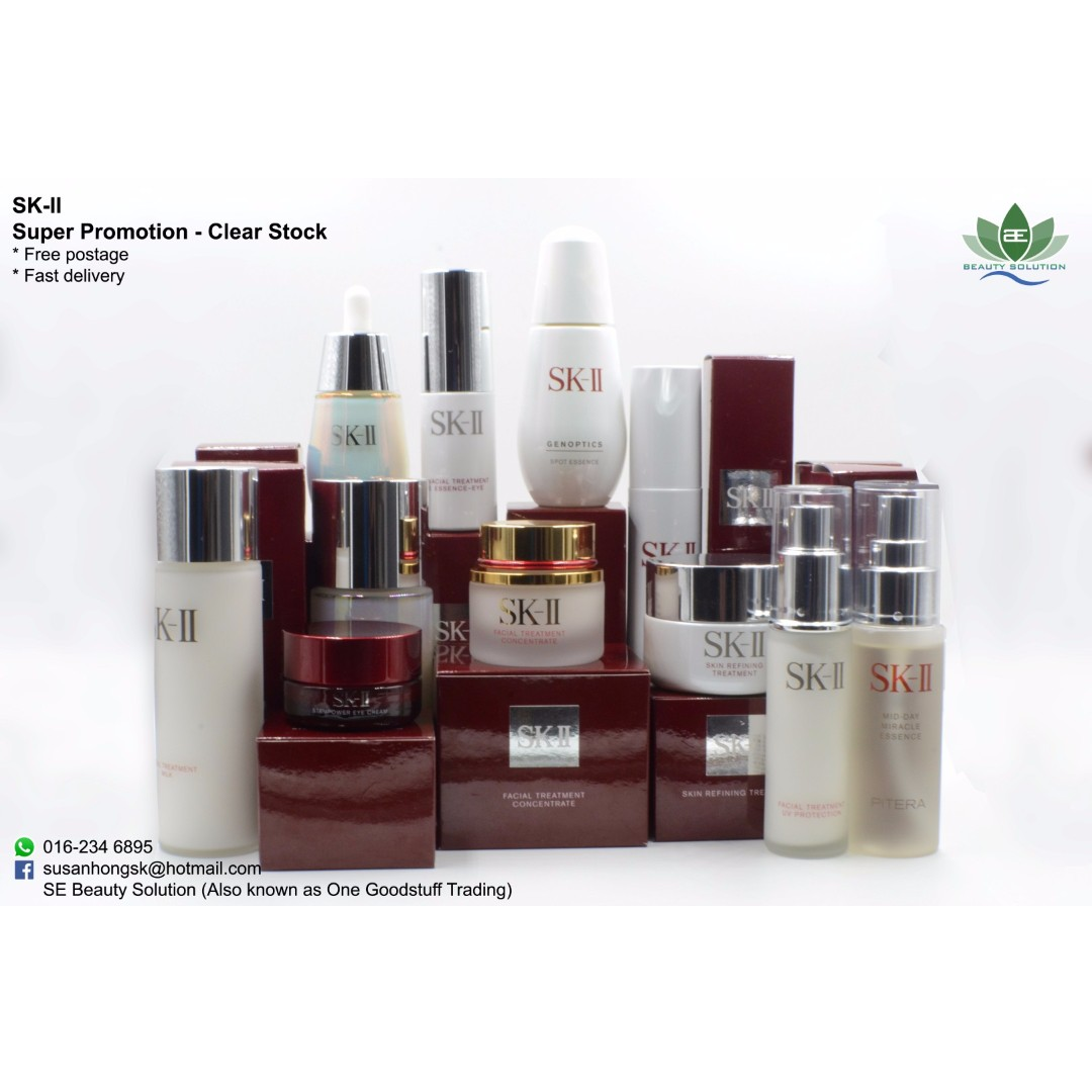 Facial Treatment Concentrate
