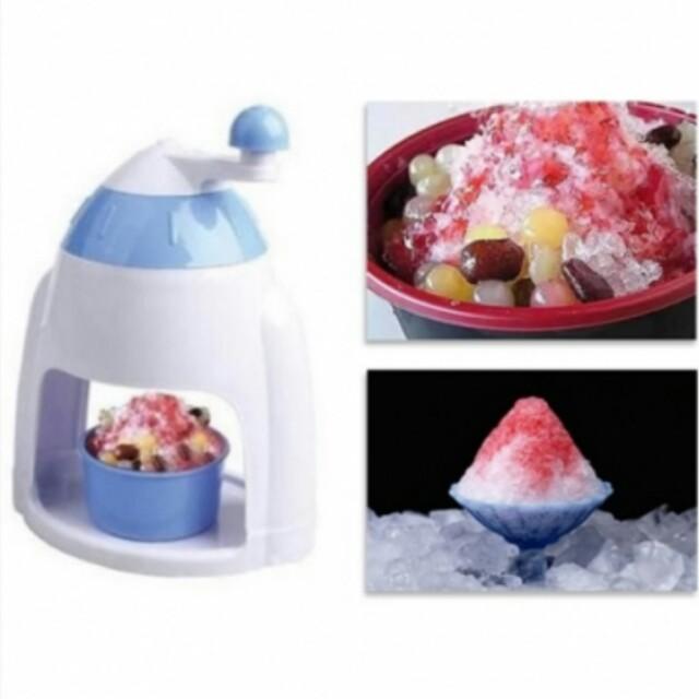 Snow cone Ice shaver