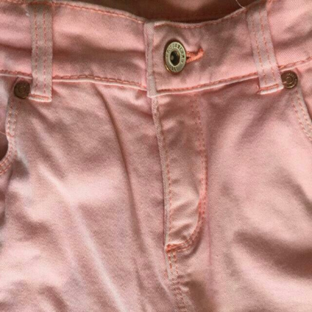 Soft Pink Jeans : Pull&Bear