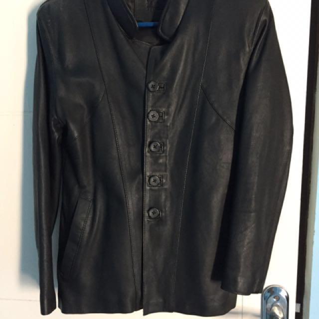 #SSS Jacket Kulit Domba