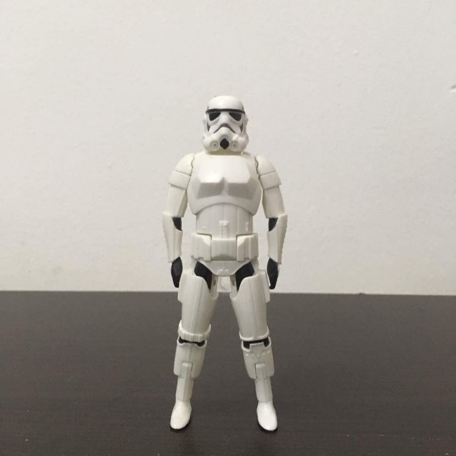 Starwars Storm Trooper