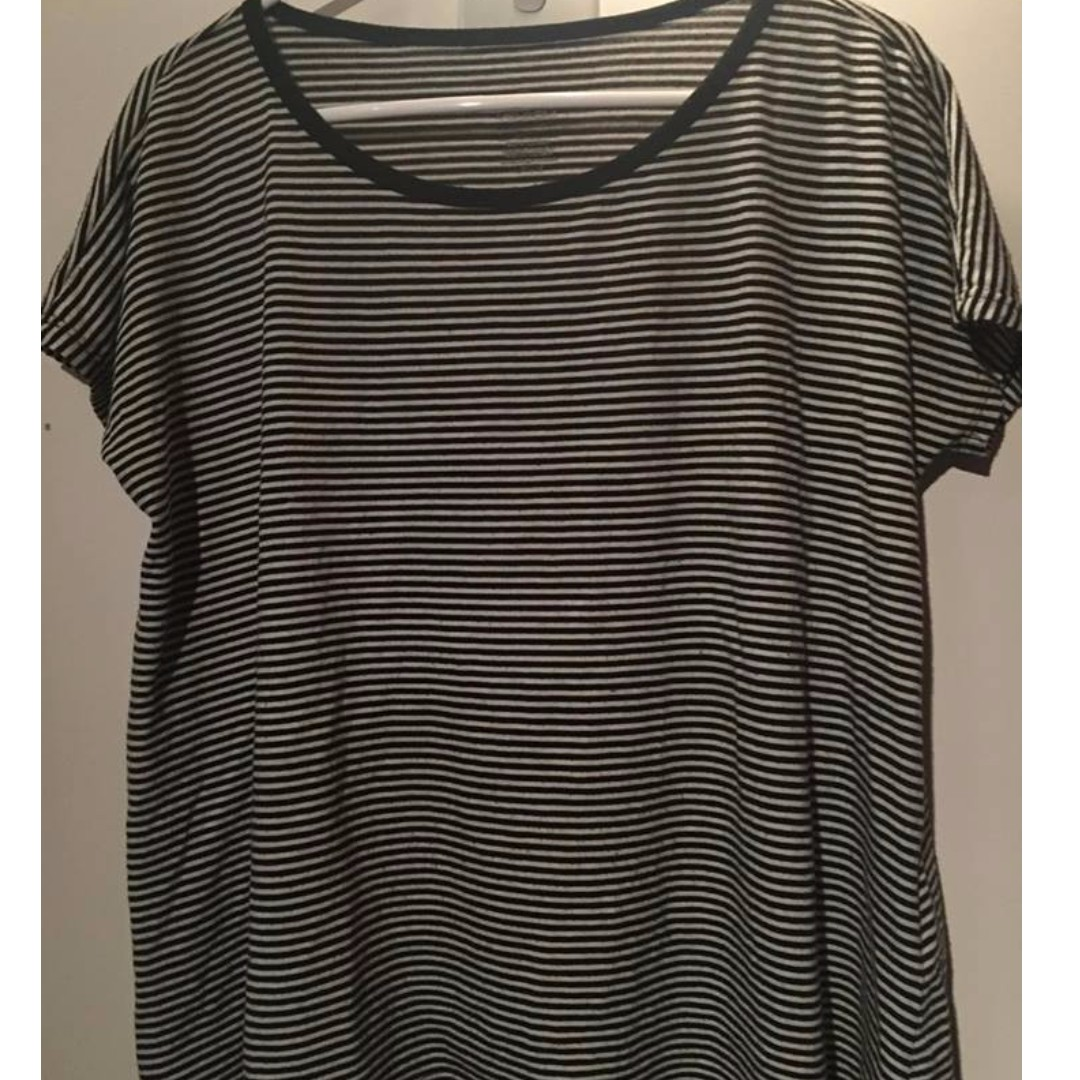Striped Volcom T-shirt