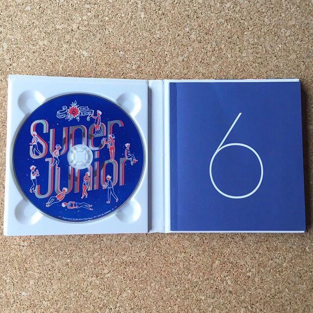Super Junior - 'Spy' Repackage Album