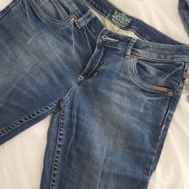 Superdry jeans w28/h32