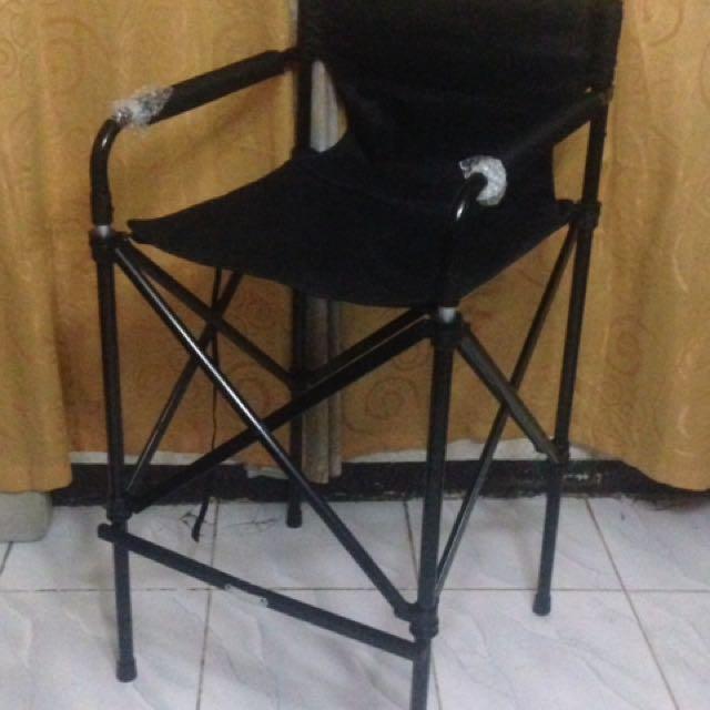 Telescopic Makeup Chair