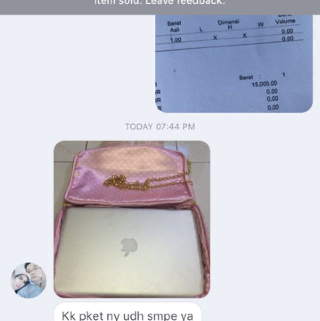 Thankyou for testi