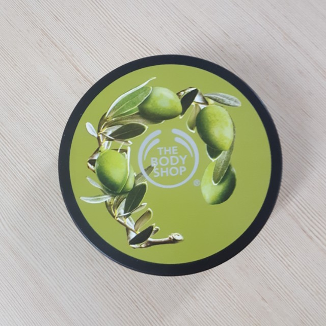 The Body Shop Body Butter (Olive Oil)