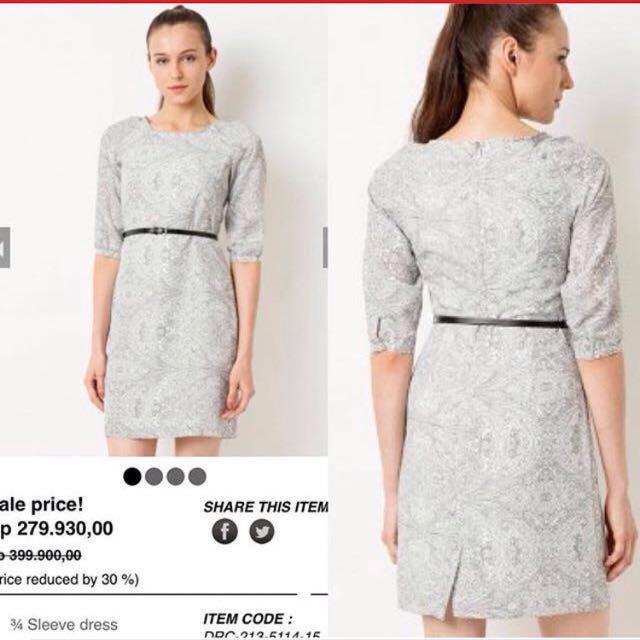 The Executive Dress Baju Kerja