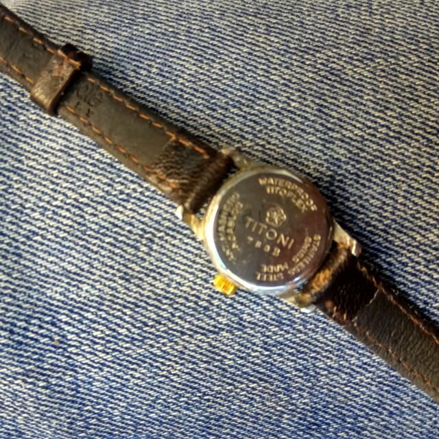 Titoni Titoflex Ladies Vintage Watch