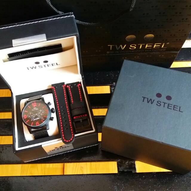 TW Steel Son Of Time Mens Watch (MST13)