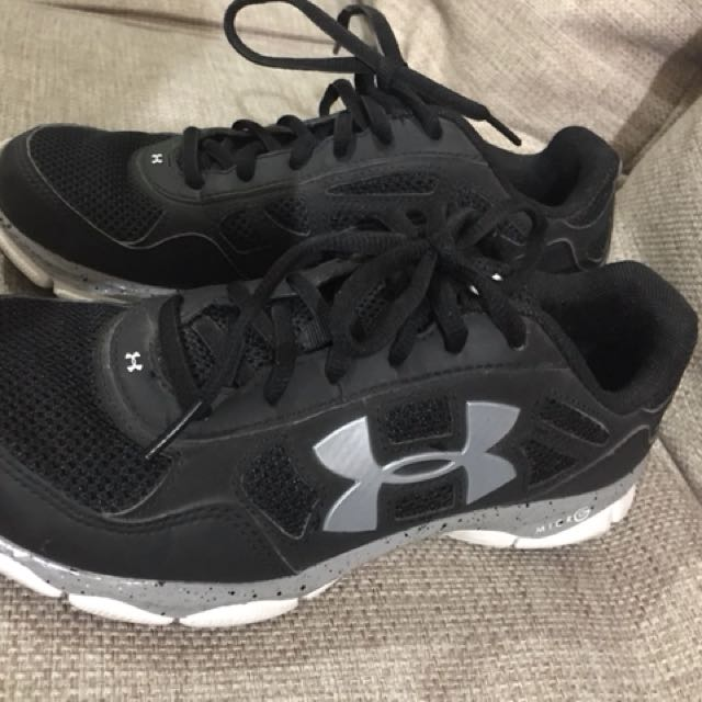 Under armour rubber shoes