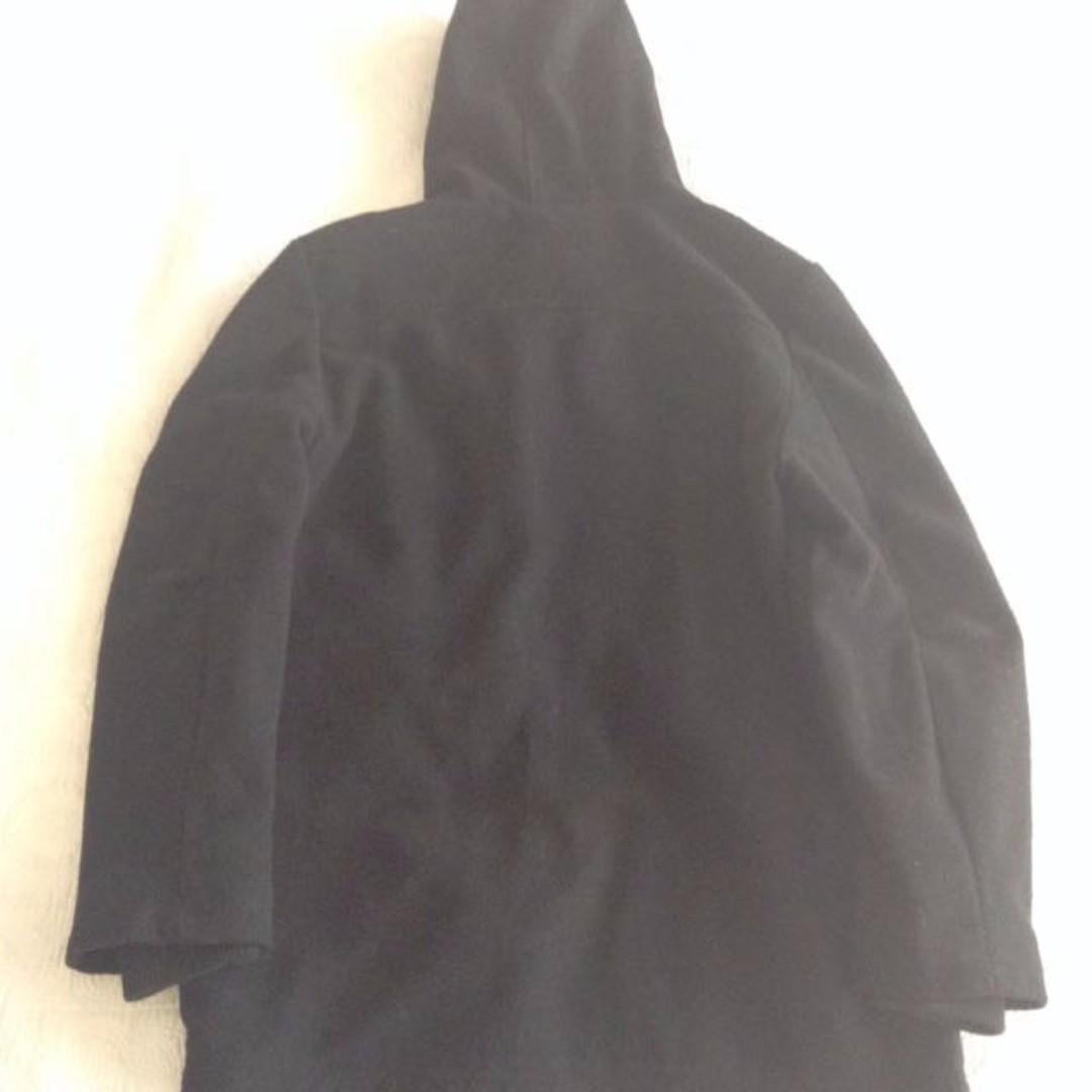 UNIVERSAL Long Hooded Winter Jacket