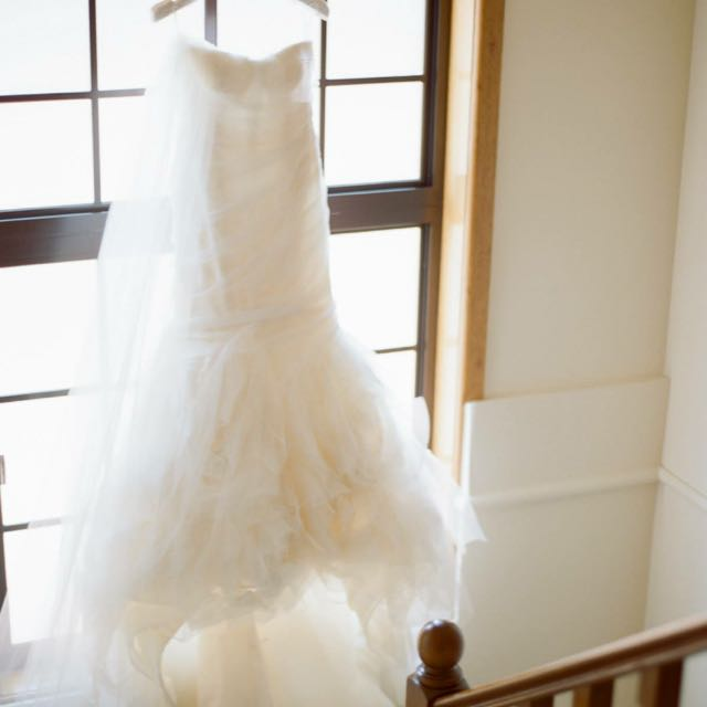 Vera Wang iconic Gemma wedding Gown