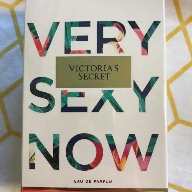 Victoria Secret Very Sexy Now