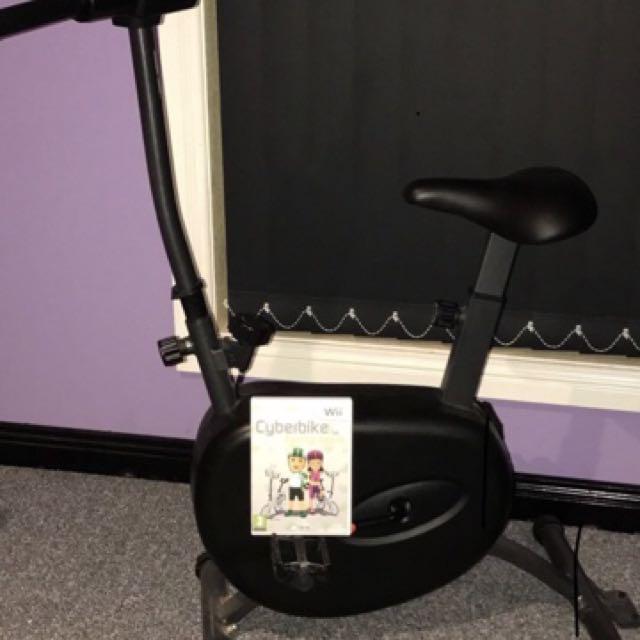 Wii Cyber bike